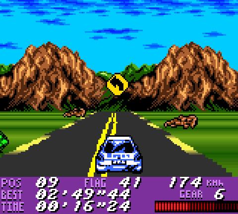 V-Rally: Edition '99