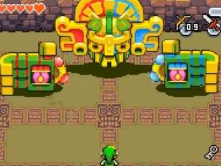 Zelda Boss Rush: The End