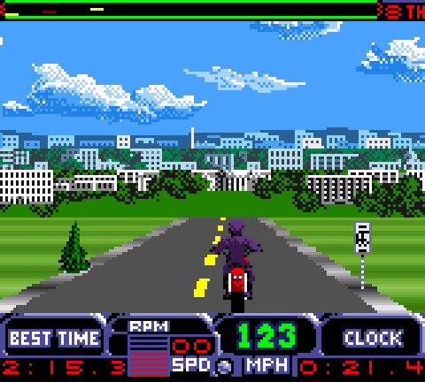 Test Drive Cycles