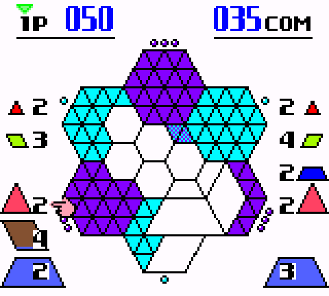 Hexcite: The Shapes of Victory