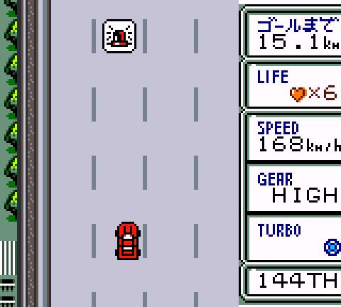 The Shutokou Racing