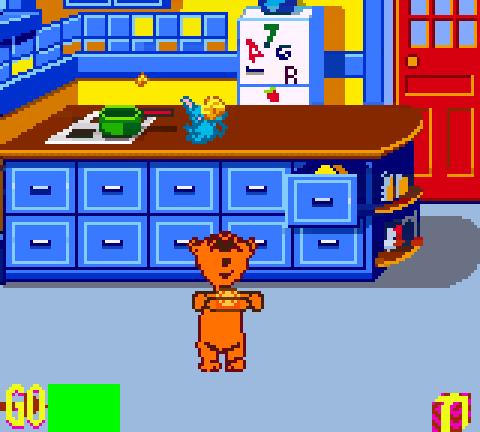 Jim Henson's Bear in the Big Blue House