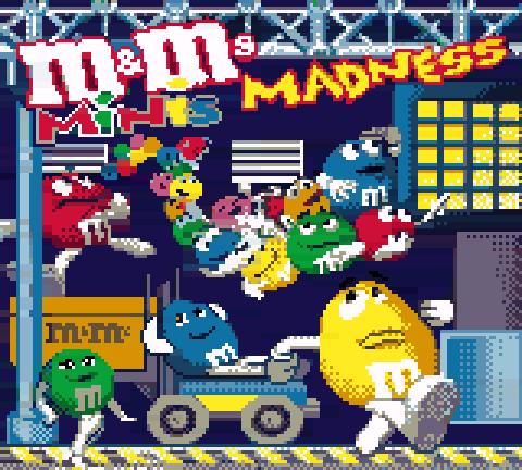 M&M's Mini Madness