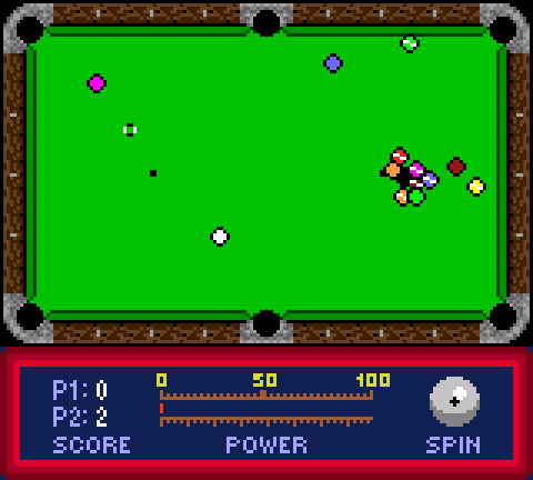 Jimmy White's Cue Ball