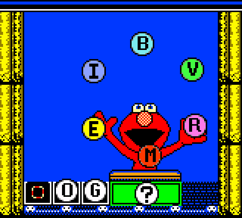 Sesame Street: Elmo's ABCs