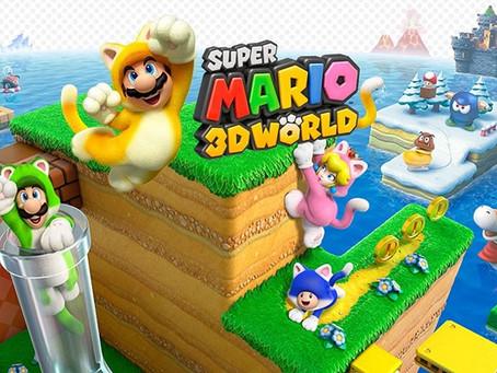 Super Mario 3D World Review: Miyamoto Got a Cat