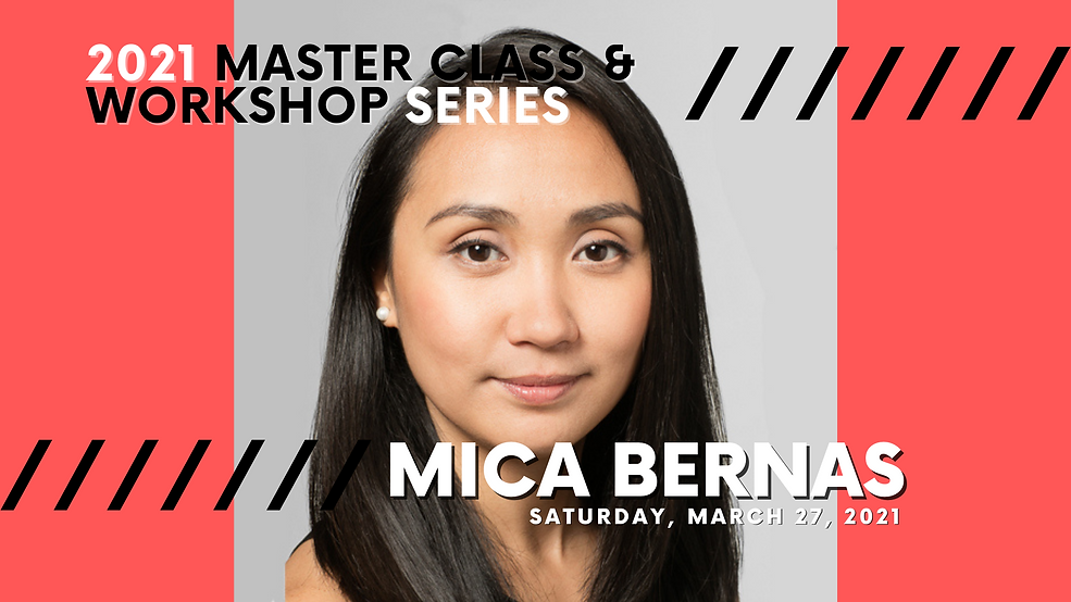 2021 Master Class & Workshop Series_ MIC