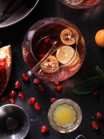 """Healthified"" Holiday Cocktails/Beverages to Try"