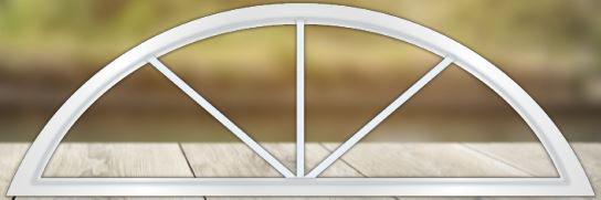 Arco de Ventana PVC