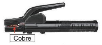Porta Electrodo 800a Ingco