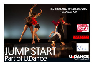 JUMP START - Join Us For a Celebration of Youth Dance!