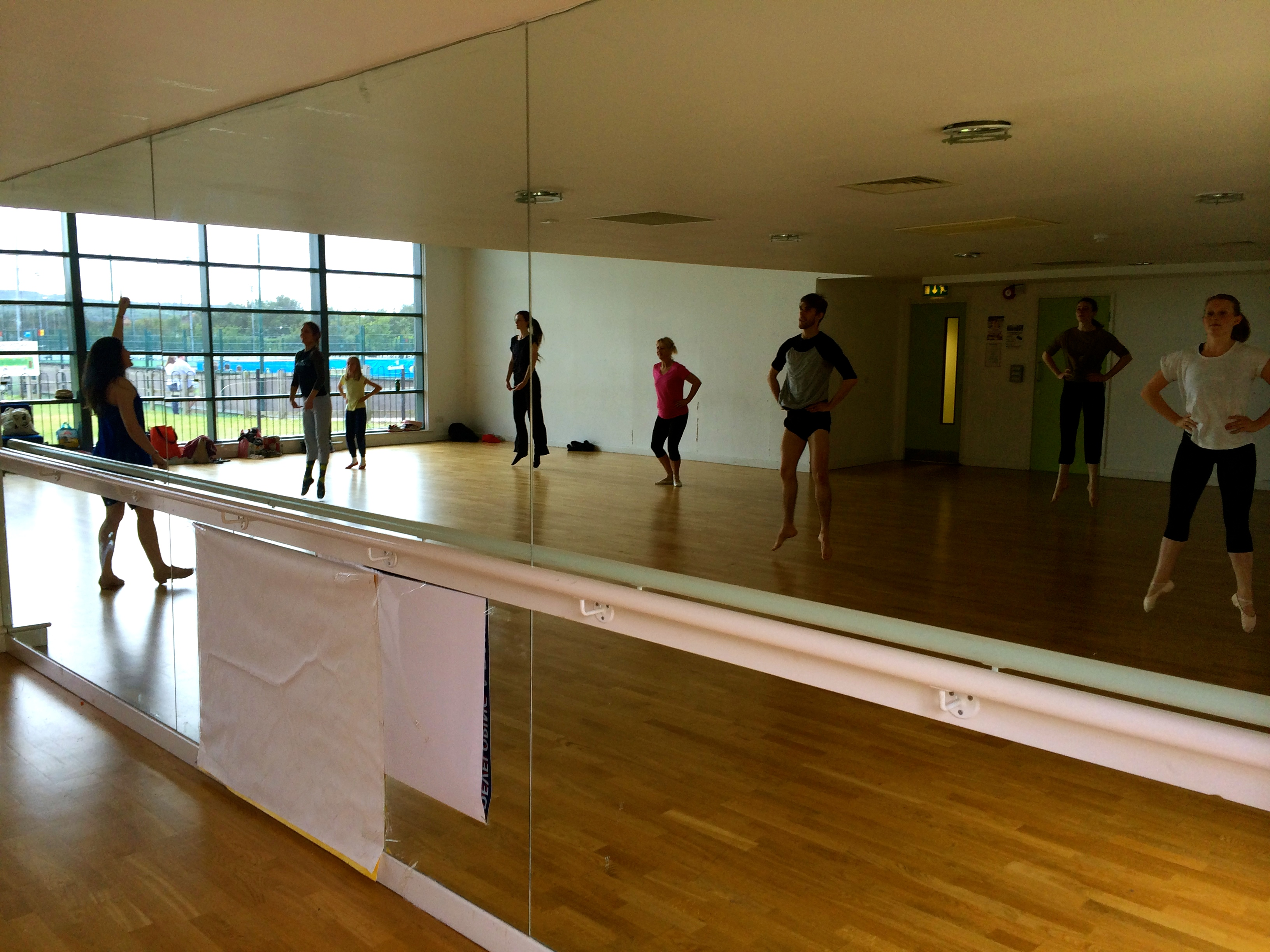 Ballet with Effie McGuire Ward