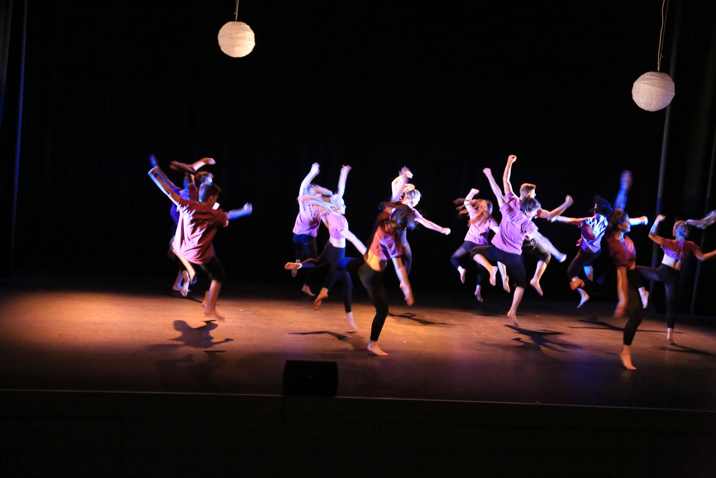 Dexterity Dance School