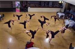 Arts1 Sixth Form Dance Students