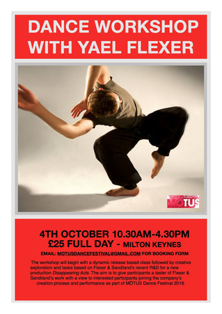 Workshop With Yael Flexer