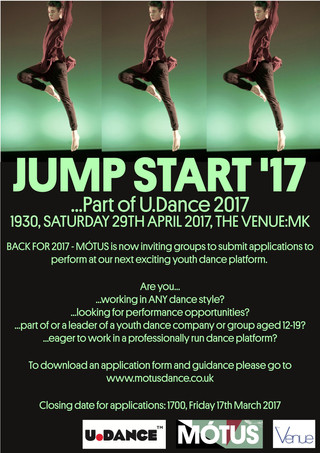 JUMP START 17 Launched!