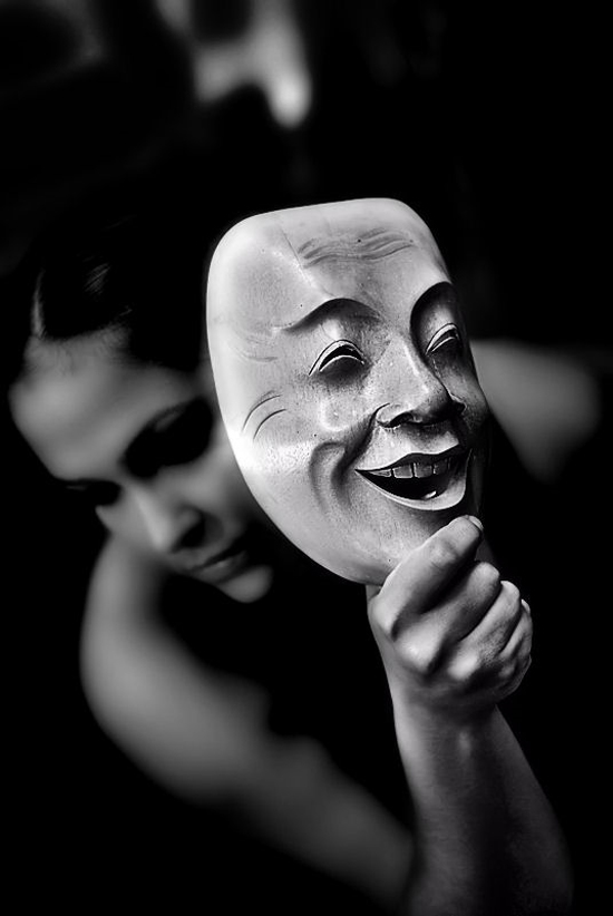 "The ""Me"" Behind the Mask"