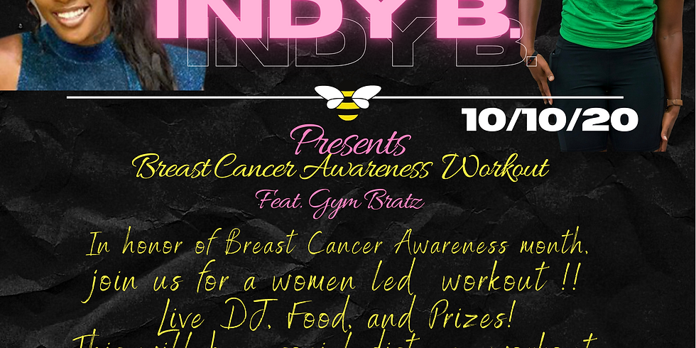 WEFITDC X BREAST CANCER AWARENESS