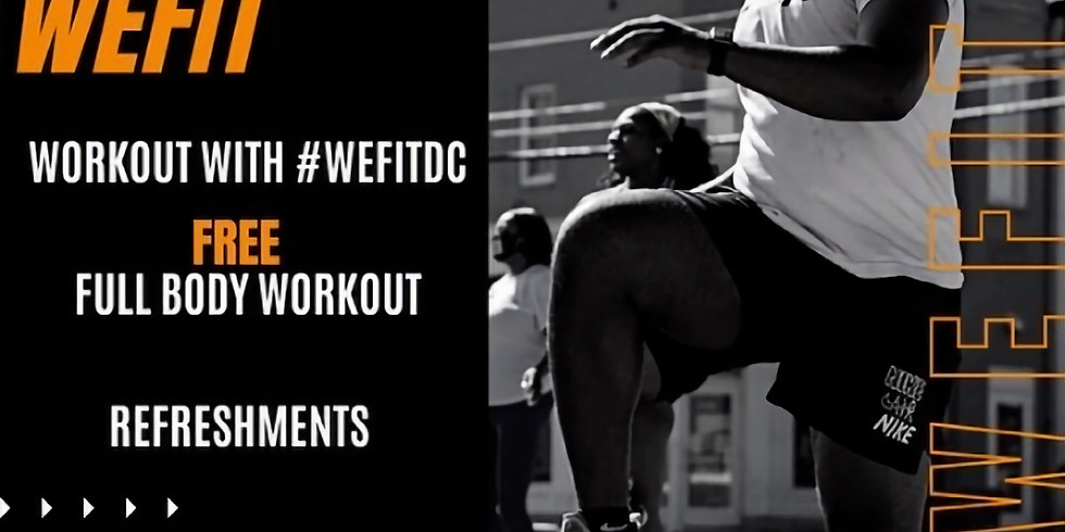 GET FIT WITH WEFITDC!
