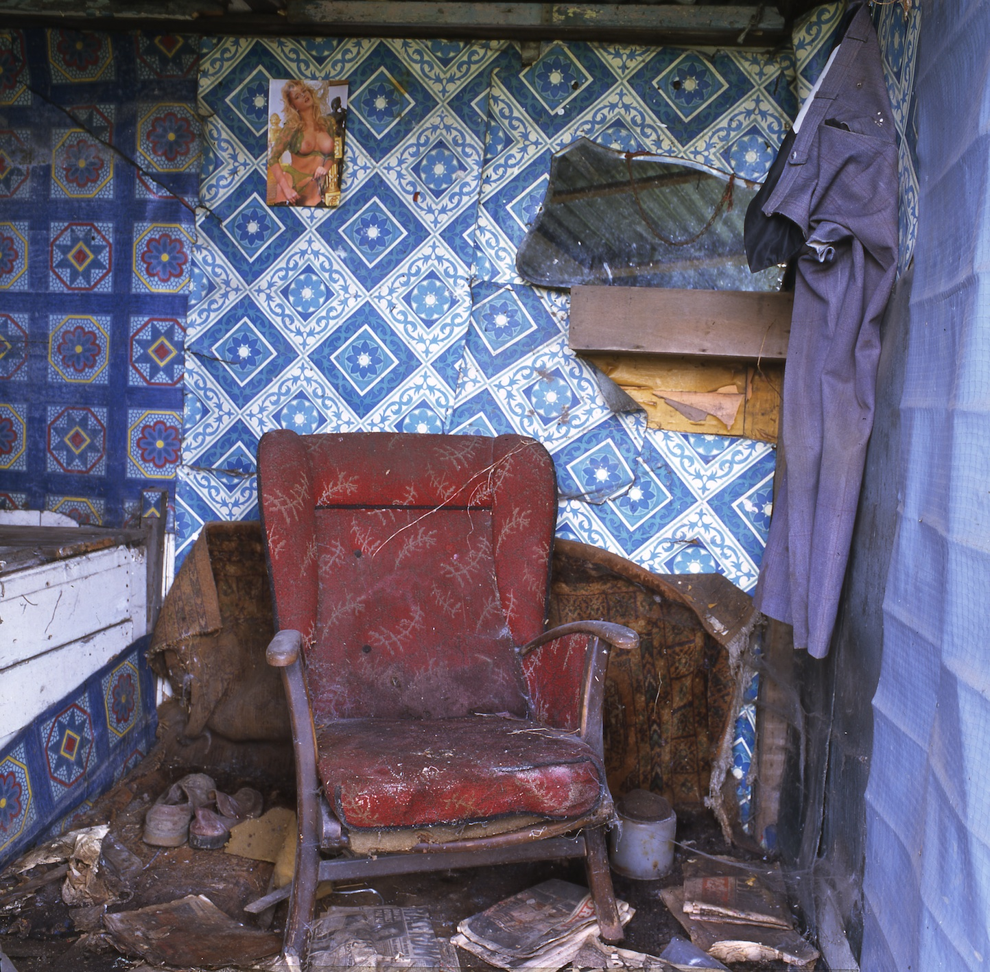 Max Jourdan-red chair in blue room copy.jpg