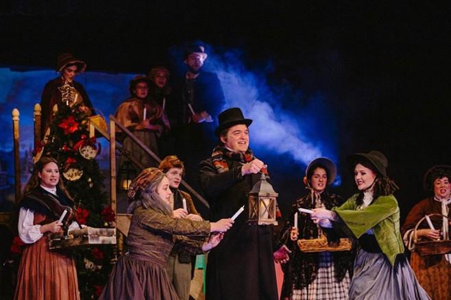 A Musical Christmas Carol (2020)