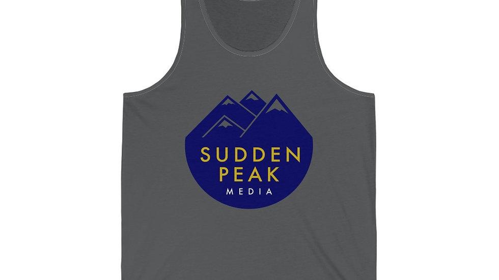 Unisex Sudden Peak Jersey Tank