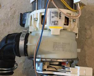 Двигатель Рециркуляционный насос ELECTROLUX, ZANUSSI, AEG 140002106015 A00.210.502 0016208600 623R21CO