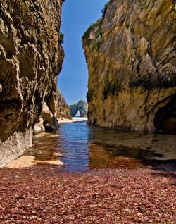 Playa de Canalina 15 km
