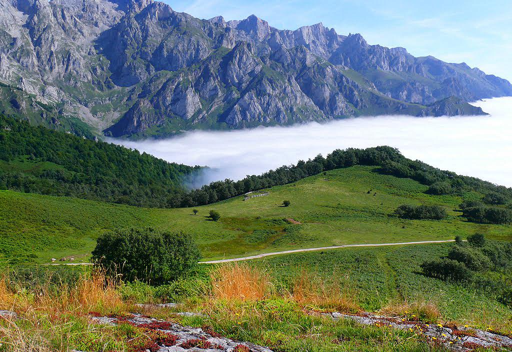 Picos de Europa 30 km