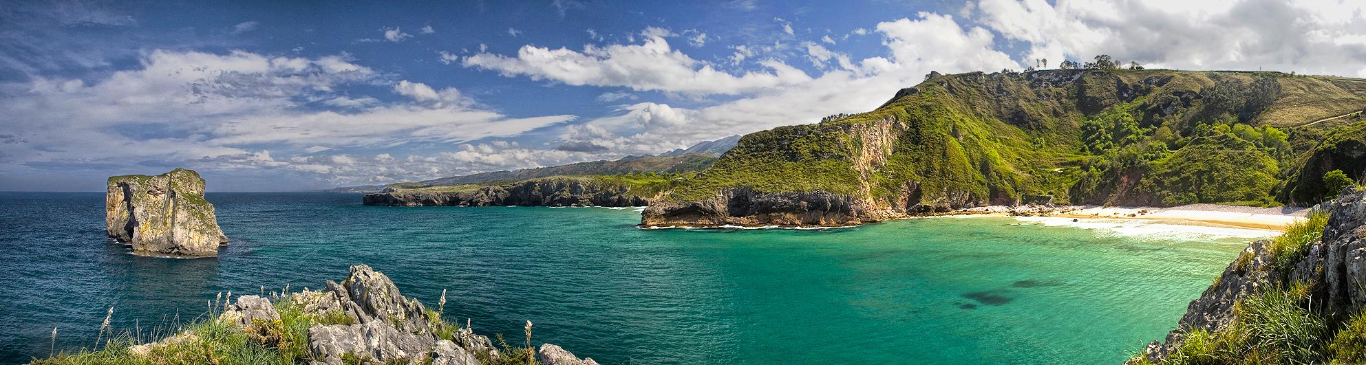Playa de Andrin Llanes 4 km