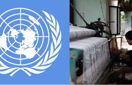 Leveraging Indian Handlooms to achieve Sustainable Development Goals