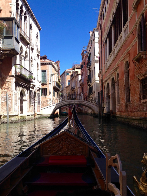 There is no place in the world quite like Venice, Italy