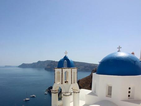 The Triumph of Santorini