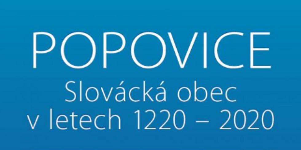 Popovice - Slavnost 800 od založení obce