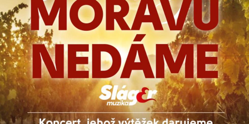 """TV Šlágr - koncert """"My Moravu nedáme"""""""