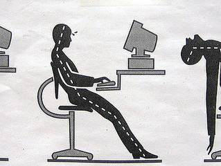 Is your work posture breaking your back?