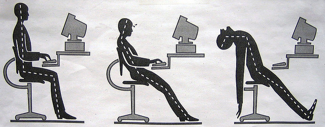workstation posture