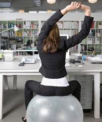 Improve your work posture. Here's our how to guide.