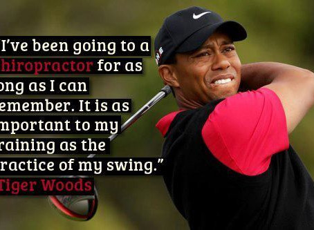 Learn to swing like Tiger Woods