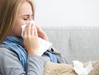 8 Easy Steps to prevent the Cold & Flu