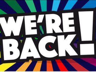 We're excited to be back caring for you