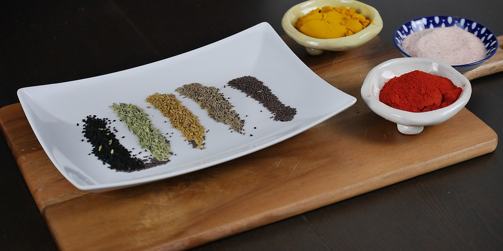 Spice Up Your Cooking!