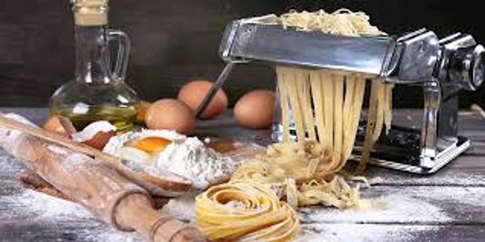 How to Make Rainbow Pasta