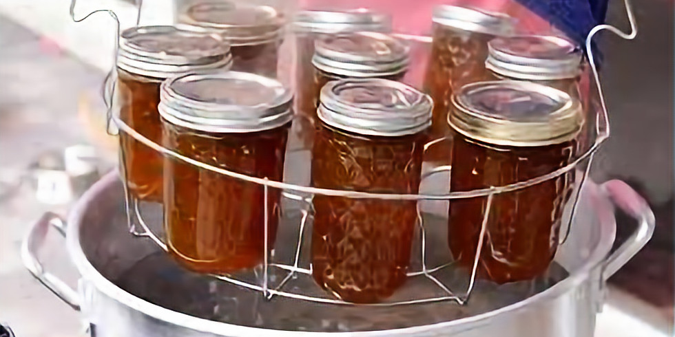 Your Step-By-Step Guide to Water Bath Canning