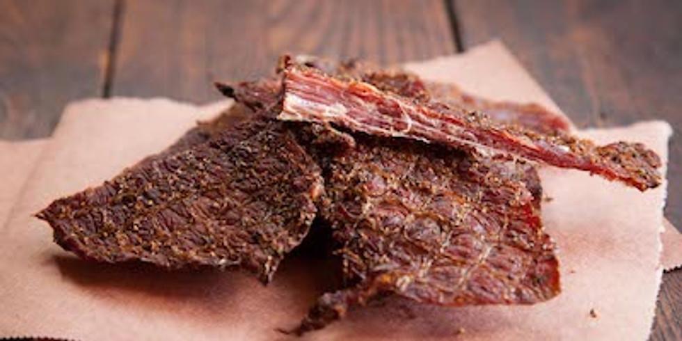 Jerkin' Around: How to Make Beef Jerky
