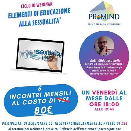 Brochure Elementi di Educazione alla Ses