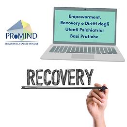 Copia di Empowerment, Recovery e Diritti