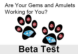 gem amulet beta test