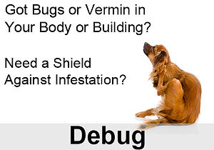 debug bugs vermin shield infestation
