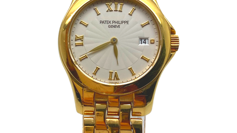 Patek Philippe Ladies 28mm Calatrava